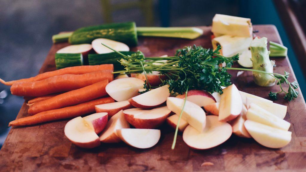 اسامی میوه و سبزیجات به زبان انگلیسی